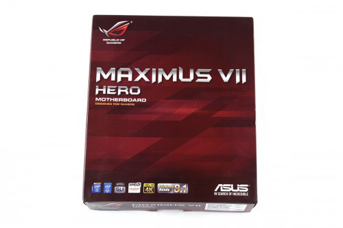 "Материнская плата Asus Maximus VII Hero s.1150 Z97 DDR3 ""Over-Stock"""