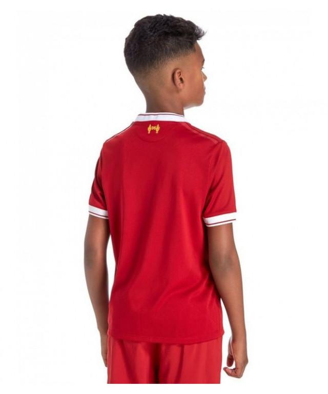 Приобретайте детский комплект футбольного клуба «Ливерпуль» на сайте  интернет-магазина «SportActivePeople» по доступной цене. Возможна  индивидуальная печать ... c4ce3e09542