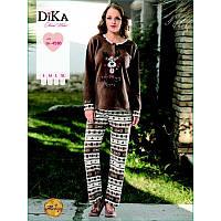 Домашняя одежда Dika - Пижама женская 4580 L 2f9eeacba78a1
