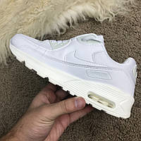 Кроссовки Nike Air Max 90 White (реплика)