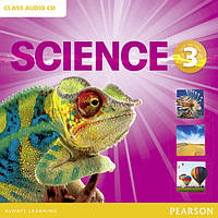 Big Science 3 Class Audio CD