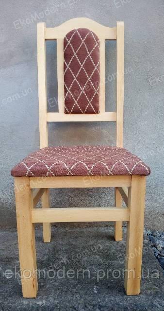 Стул мягкий деревянный ЭНО для дома, кафе и ресторана