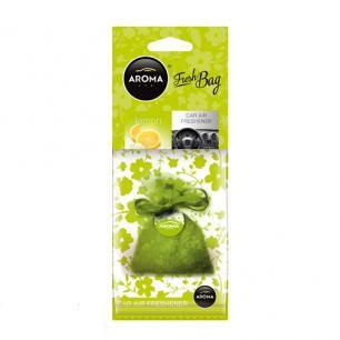 Ароматизатор Aroma Car Fresh Bag LEMON
