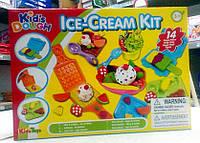 Тесто для лепки. Набор для детского творчества 'Мороженое', фото 1