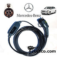 Зарядное устройство для электромобиля Mercedes-Benz B-class Electric Drive Duosida J1772-16A
