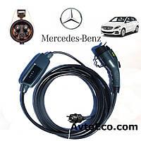 Зарядное устройство Mercedes-Benz B-class Electric Drive Zencar J1772-16A