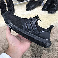 Adidas Ultra Boost Triple Black (реплика)