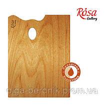 Палитра деревянная промасленная 20х30см, 94160512