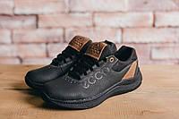 Детские кожаные кроссовки Ecco, фото 1