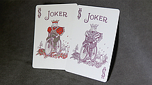 Карти гральні | Bicycle Autumn Playing Cards, фото 2