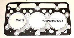 Прокладка Kubota D1403 /// 16427-03310