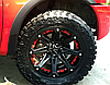 BALLISTIC JESTER Flat Black with Red Inserts, фото 2