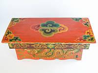 Столик Тибетский раскладной Дракон