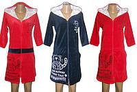 Знакомьтесь! Хит февраля - велюровые халаты Simple Cat ТМ УКРТРИКОТАЖ!
