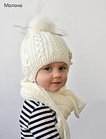 Шапка Белоснежка шапка (зимняя), фото 1