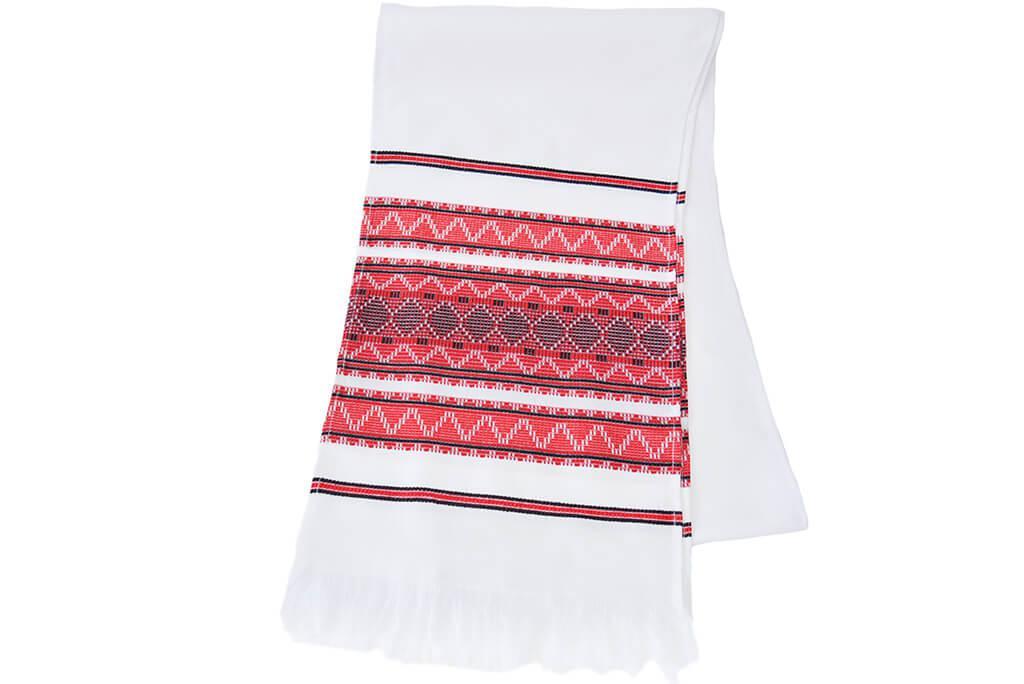 Свадебный тканый рушник «Для венчания»