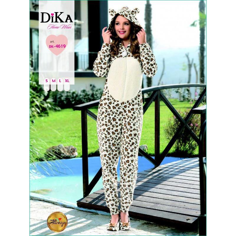 ef1bd41082a48 Домашняя Одежда Dika - Пижама Женская 4619 S — в Категории