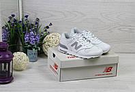 Кроссовки женские New Balance 1400 (белые), ТОП-реплика, фото 1