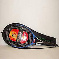 Ракетка для большого тенниса в чехле 507 (30105)