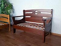 """Детский диван - малютка """"Луи Дюпон - 2"""" (1250*650мм). Массив - сосна, ольха, береза, дуб."""