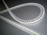 Уголок ПВХ арочный 25*25 длинна 3 метра