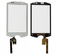 Оригинальный тачскрин / сенсор (сенсорное стекло) для Sony Ericsson WT19   WT19a   WT19i (белый цвет)