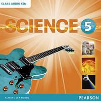 Big Science 5 Class Audio CD