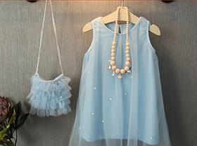 Дитяче плаття - Бавовна + фатин