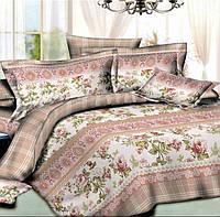 Двуспальное постельное белье Валери, ранфорс