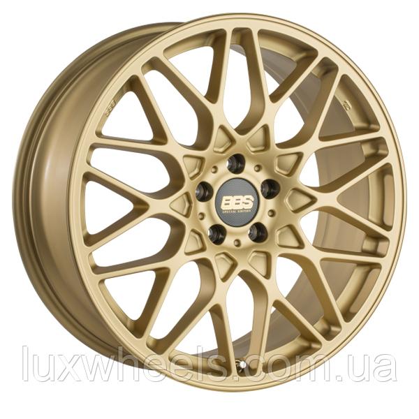 BBS RX-R Satin Gold