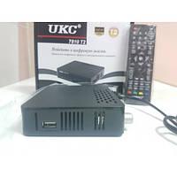 ТЮНЕР DVB-T2 7810, Цифровой ресивер, Тюнер DVB-T2 7810 для цифрового телевидения, Приставка т2 цифровая
