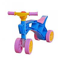 "Игрушка ""Ролоцикл 3"" 2759, велосипед детский"