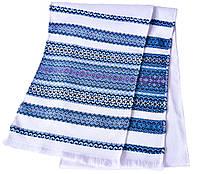 Тканый свадебный рушник «Голубой», фото 1