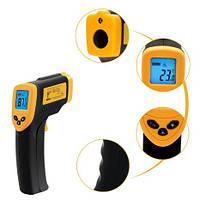 Бесконтактный инфракрасный термометр, пирометр AR360+ -50 ° C до +360 °