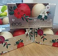 Набор бальзамов для губ EOS