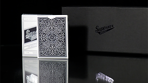 Карты игральные | Superior (Black) Playing Cards by Expert Playing Card Co, фото 3