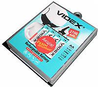 Аккумулятор VIDEX R6 (АА), 2700mAh Ni-MH в пластиковом боксе