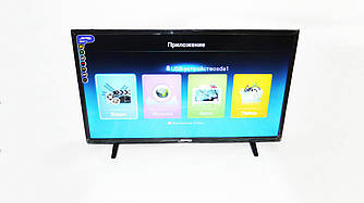 "LCD LED Телевизор JPE 39"" Smart TV, WiFi, 1Gb Ram, 4Gb Rom, T2, USB/SD, HDMI, VGA, Android"