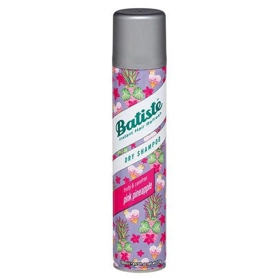 Сухой шампунь для светлых и темных волос Batiste Pink Pineapple
