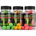 Бойлы Tandem Baits SF Fluo Mini Pop-Up Boilies 12mm 35g Crazy Lobster, фото 2