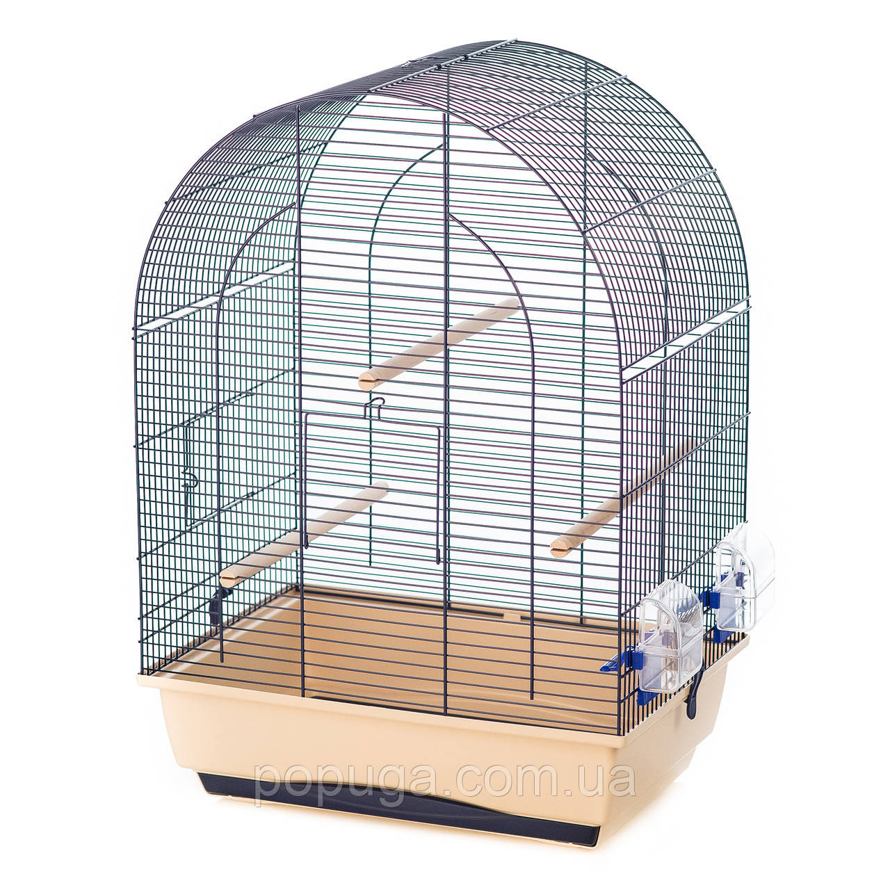 Клетка для попугая Lusi 2 Extra colour 45*32*64 см