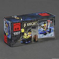 "BRICK 1007 (300) ""Рыцари"", 30 дет, в коробке"