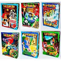 Книжка пазлы арт. 76423, детская книга, сказки, детские пазлы
