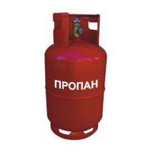 Баллон газовый бытовой 27 л Novogas