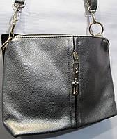 Женский клатч 005-1 т.серебро Клатчи женские через плечо, женские клатчи и сумки
