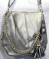 Женский клатч 008-1 т.серебро Клатчи женские через плечо, женские клатчи и сумки