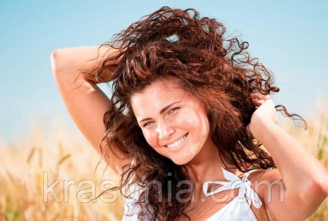 Правильный уход за волосами в летнее время года.