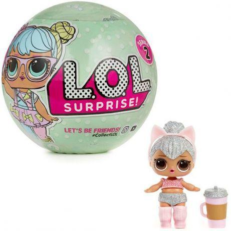 Кукла LOL Surprise (кукла Лол, игрушка-сюрприз)