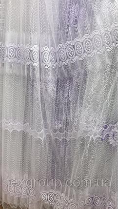 Фатиновая тюль VST-83020, фото 2