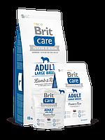 Корм Brit Care (Брит Кеа) Adult Large Breed Lamb Rice для  взрослых крупных пород с ягненком и рисом, 12 кг